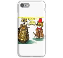 SkyeCatz Whovians iPhone Case/Skin