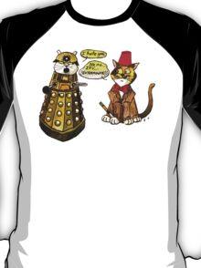SkyeCatz Whovians T-Shirt