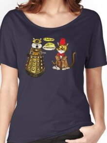 SkyeCatz Whovians Women's Relaxed Fit T-Shirt