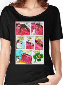SkyesCatz: Irish Trip Women's Relaxed Fit T-Shirt