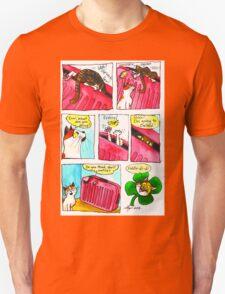 SkyesCatz: Irish Trip Unisex T-Shirt