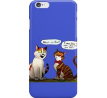 """""""Bow Ties are Cool!"""" iPhone Case/Skin"""