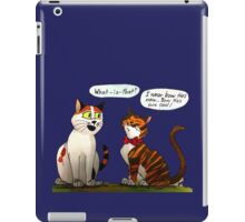 """""""Bow Ties are Cool!"""" iPad Case/Skin"""