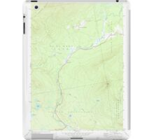 Maine USGS Historical Map Quill Hill 102903 1969 24000 iPad Case/Skin