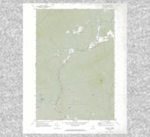 Maine USGS Historical Map Quill Hill 102903 1969 24000 One Piece - Long Sleeve