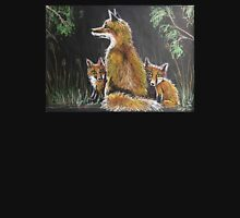 Mother Fox Womens Fitted T-Shirt