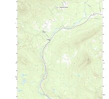 Maine USGS Historical Map Quill Hill 20110909 TM by wetdryvac