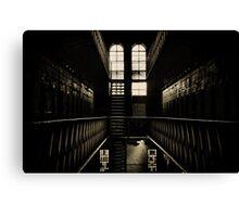 Old Melbourne Gaol Canvas Print