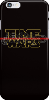Time Wars  by ToneCartoons