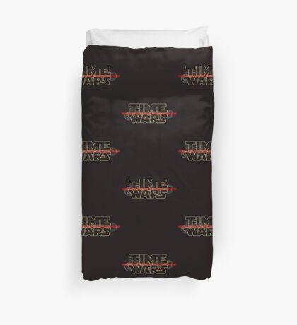 Time Wars  Duvet Cover