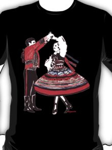 Lublin Folk Dance 1 T-Shirt