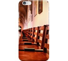 Overflow Aisle iPhone Case/Skin