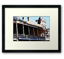Booth and Company Framed Print