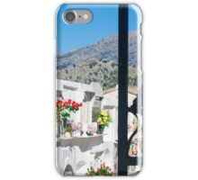 Eternal rest iPhone Case/Skin