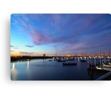 St Kilda Pier Canvas Print