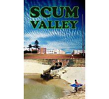 Scum Valley Photographic Print