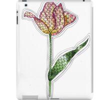 Tangle Tulips iPad Case/Skin