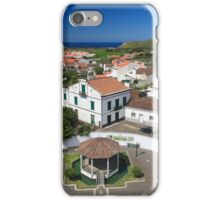 Azorean parish iPhone Case/Skin