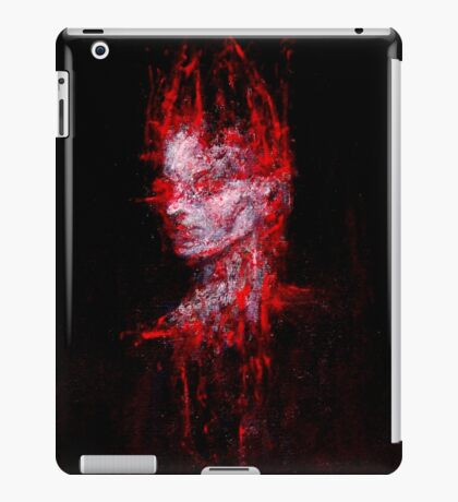Red Crown iPad Case/Skin