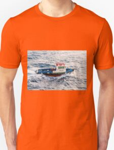 Pilot Boat in Curacao T-Shirt