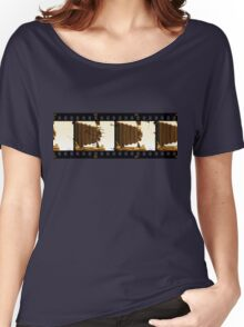 Filmstrip Camera Women's Relaxed Fit T-Shirt