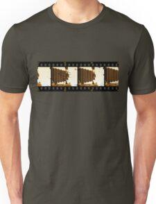Filmstrip Camera T-Shirt
