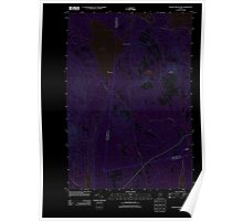 Maine USGS Historical Map Ragged Mountain 20110902 TM Inversion Poster