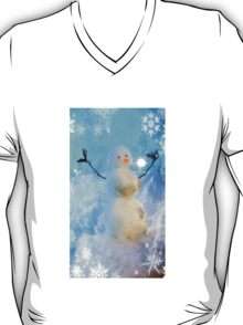 The Snow Maker at work T-Shirt