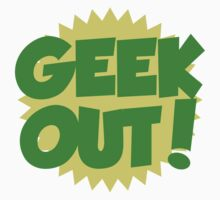 GEEK OUT Kids Clothes