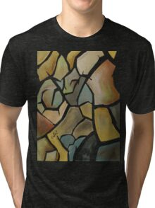 Drought or Climate Change? ........ Tri-blend T-Shirt