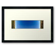 Blakeney Point Nature Reserve Framed Print