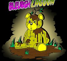Creature from the Bleurgh Lagoon - in technicolor by SquareDog