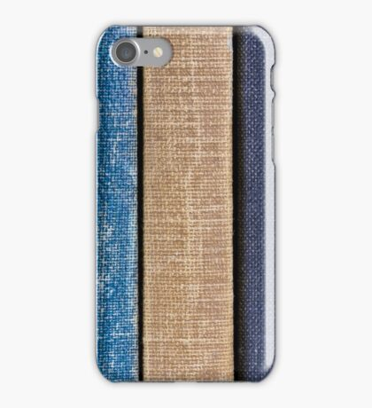 Old Books on a Shelf iPhone Case/Skin