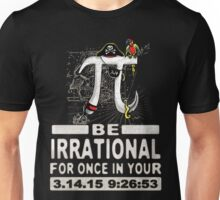 Swashbuckling Epic Pi Day Pirate Symbol Unisex T-Shirt