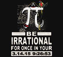Swashbuckling Epic Pi Day Pirate Symbol T-Shirt