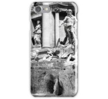 Italy Trevi Statues iPhone Case/Skin