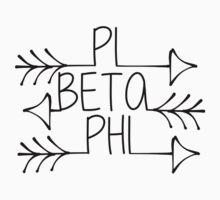 Pi Beta Phi Arrows by emmytyga