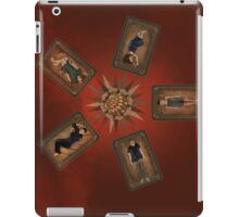 Art deco Dollhouse iPad Case/Skin