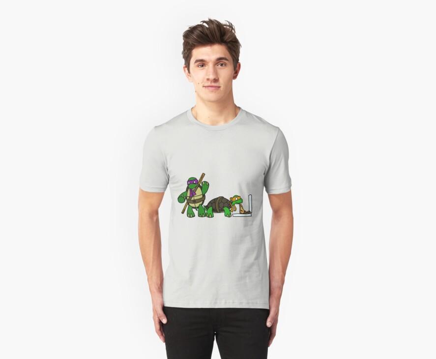 teenage mutant ninja turtles  by agliarept