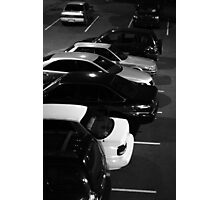 Carpark #1 Photographic Print