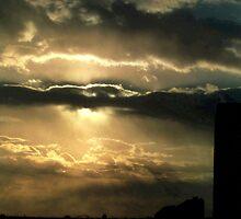 Storms a comin' by VMercado
