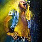 Robert Plant 01 by Goodaboom