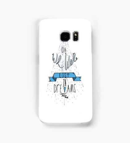 Trevor Hall lyric Samsung Galaxy Case/Skin