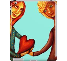 Look After My Heart iPad Case/Skin
