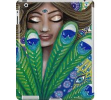 The Peacock Nymph iPad Case/Skin