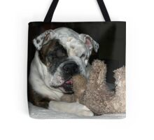 Moose & Bull Tote Bag