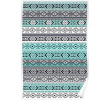 Indian Pattern I Poster
