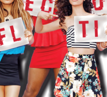 Fifth Harmony Reflection Tour Merch Sticker