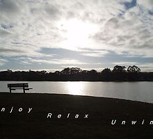 Enjoy, relax, unwind on the Murray. by elphonline