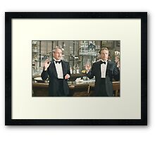 The Sting 1973 Framed Print